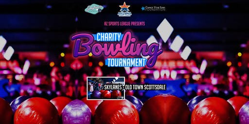 Charity Bowling Tournament - brought to you by ASL & CYS Foundation