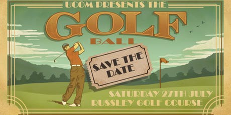 Com: Golf Ball tickets