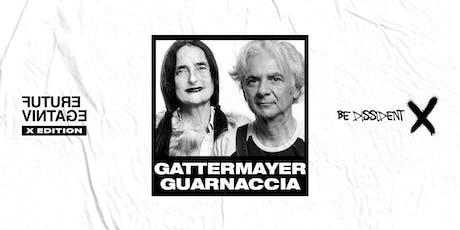MICHELA GATTERMAYER & MATTEO GUARNACCIA // Future Vintage Festival 2019 biglietti