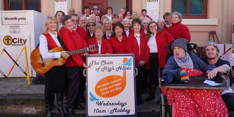 Choir of High Hopes Concert and Morning Tea tickets