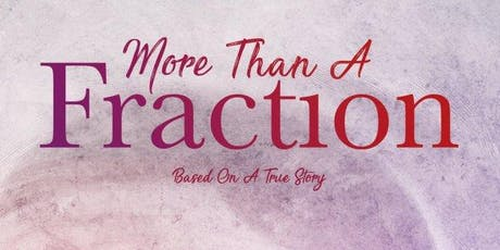 Dr. Kerri Moseley-Hobbs' 'More Than a Fraction' Presentation tickets