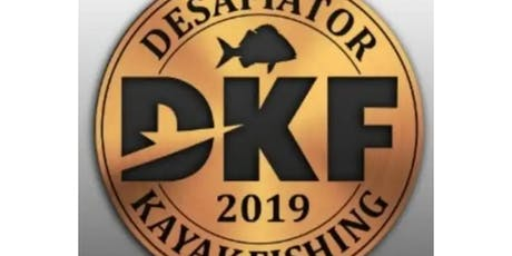DKF 2019 - O Maior Festival De Kayak Fishing Do Mundo entradas