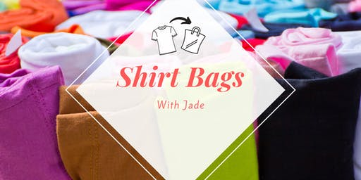 Seniors Month - Shirt Bags with Jade