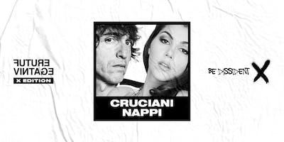 VALENTINA NAPPI & GIUSEPPE CRUCIANI // Future Vintage Festival 2019