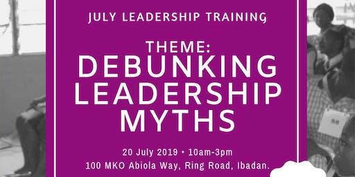 Girl Afrique Leadership Training