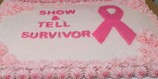 Show & Tell Your Biz Celebrates 13YR Cancer Survivor