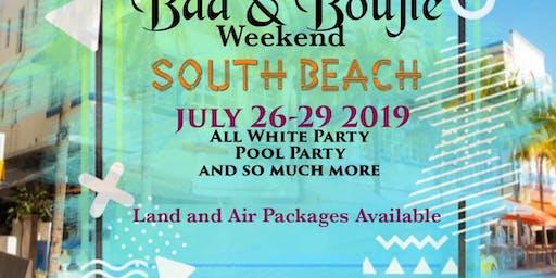 PMF Bad & Boujie Weekend South Beach