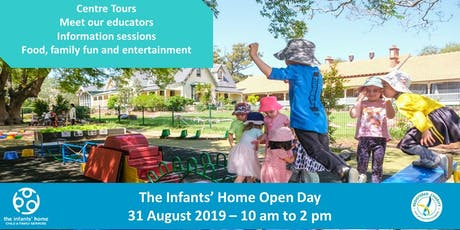 The Infants' Home Open Day tickets