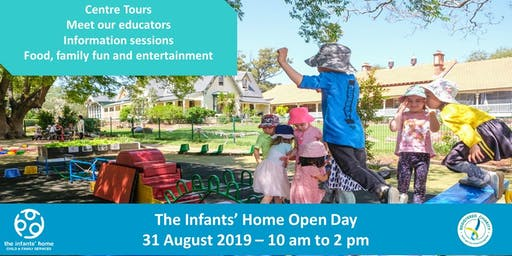 The Infants' Home Open Day