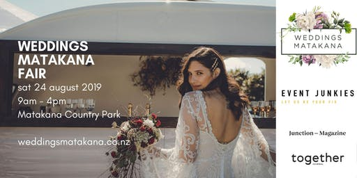 Weddings Matakana Fair