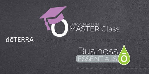 dōTERRA Business Essentials – Adelaide