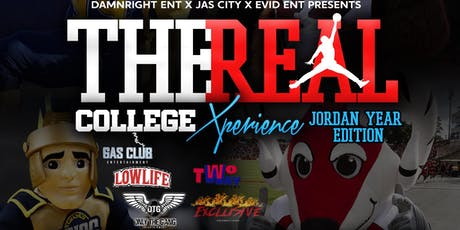 THE REAL COLLEGE EXPERIENCE GREENSBORO ALL ACCESS PASSES tickets