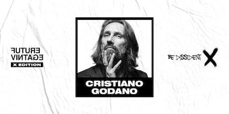 CRISTIANO GODANO // Future Vintage Festival 2019 entradas