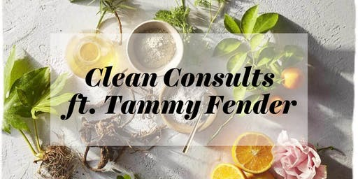Tammy Fender Clean Consults