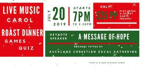 Midwinter Christmas Mingle tickets