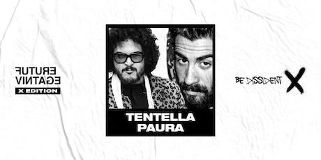 DANILO PAURA & MAURIZIO TENTELLA feat. NSS MAGAZINE  // Future Vintage Festival 2019 biglietti