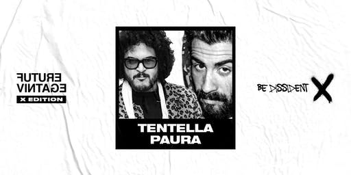 DANILO PAURA & MAURIZIO TENTELLA feat. NSS MAGAZINE  // Future Vintage Festival 2019