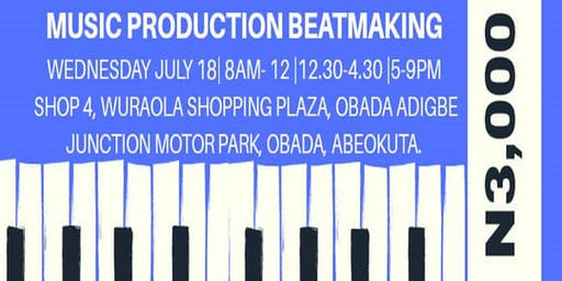 MUSIC PRODUCTION BEATMAKING