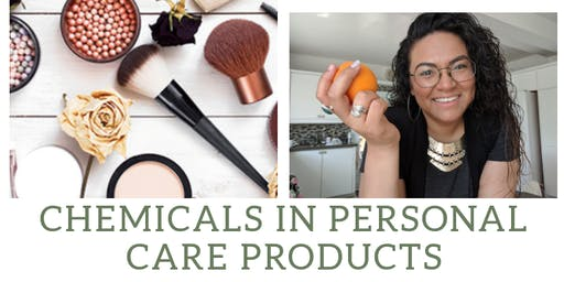 Chemicals in Personal Care Products by Anya Farinha Holistic Lifestyle Coach