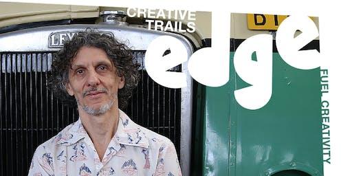 EDGE Creative Trails - 'Midjuburi Fringe' Vintage Bus Tour