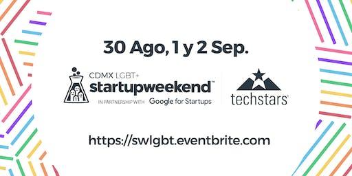Techstars Startup Weekend LGBT+ Cdmx (Primer edición)