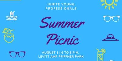 Ignite's Summer Picnic: The Talbott Brothers at Levitt AMP Stevens Point