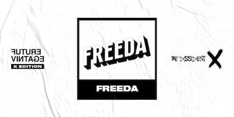 FREEDA // Future Vintage Festival 2019 biglietti