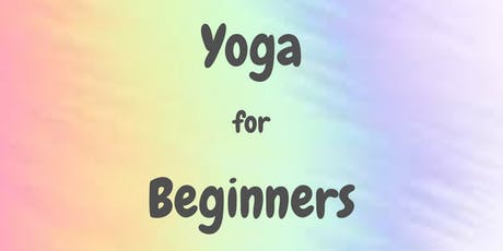 YOGA FOR BEGINNERS - OCT tickets