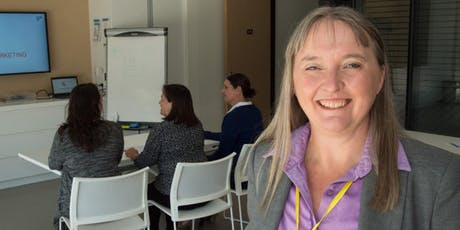 Edit your Website Drop-In Session with Fiona Blinco tickets