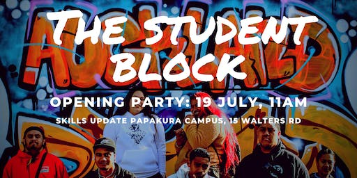 #SouthAucklandProud -- The Student Block opening party