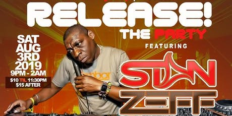 Release Classic Soulful & Afro August Edition feat Stan Zeff from Tambor Atlanta at Snug Harbor CLT tickets
