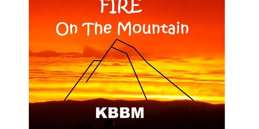 Fire On The Mountain !