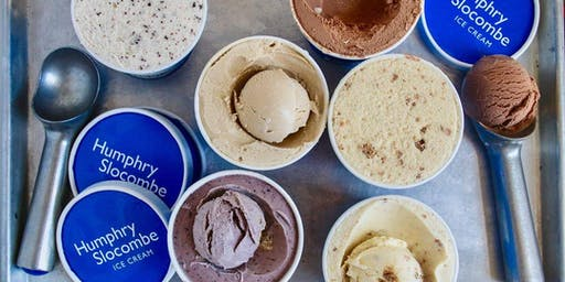 Humphry Slocombe Pop-Up at Rooster & Rice
