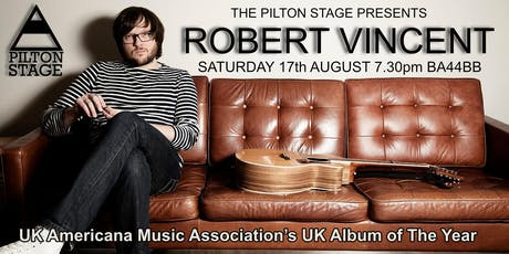 ROBERT VINCENT 'Live' tickets