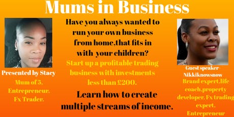 Mums in Business tickets