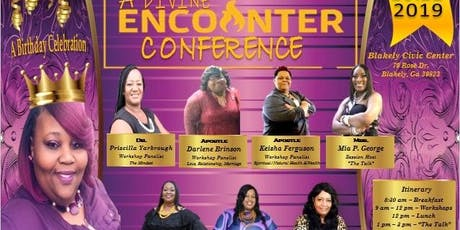 The Encounter Conference tickets