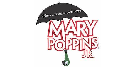 Disney's Mary Poppins Jr. tickets