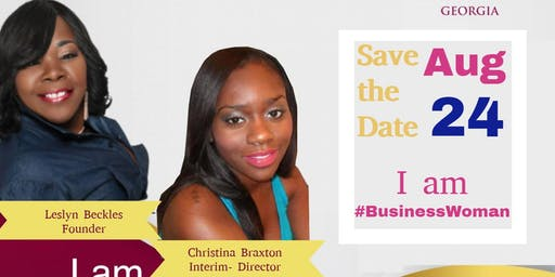 I Am Woman Empowerment Lunch: Business Woman