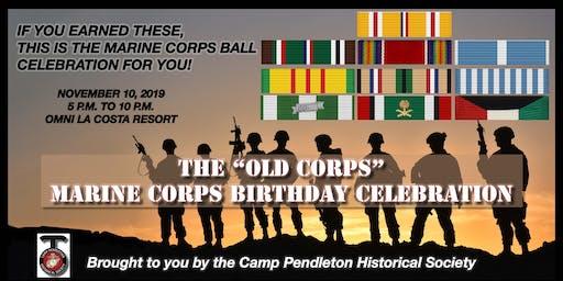 """Old Corps"" Marine Corps Birthday Celebration"