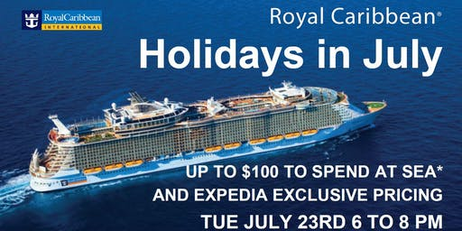 Deck the Holidays in July with Expedia Cruise and Royal Caribbean