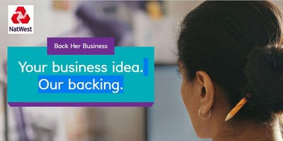 BACK HER BUSINESS! HOW TO WIN £2,500 FUNDING!