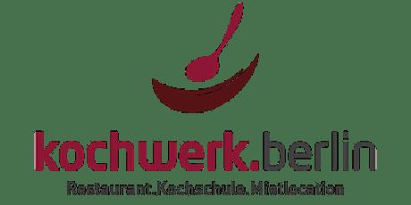 Kinderkochkurs 'No.1 - Flammkuchen, Pasta, Vanilleeis' Tickets
