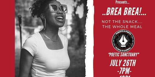 PBNP NASH - Presents An Open Mic - Featuring Brea Brea