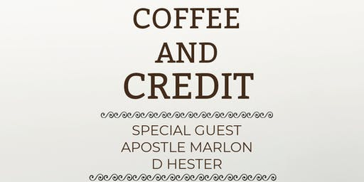 COFFEE AND CREDIT