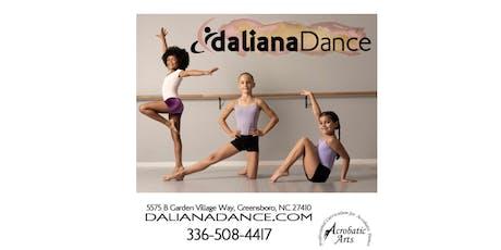 Daliana Dance Camp tickets