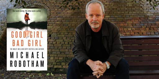 Writers & Readers: Michael Robotham in conversation with Ailsa Piper