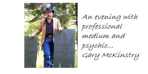 Evening with Gary McKinstry