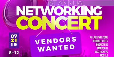 Take flight 1st Annual Networking Concert