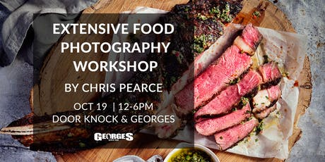 Extensive Food Photography Workshop with Chris Pearce tickets