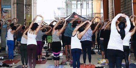 Yoga & Brunch @ SALT w/ Troy tickets